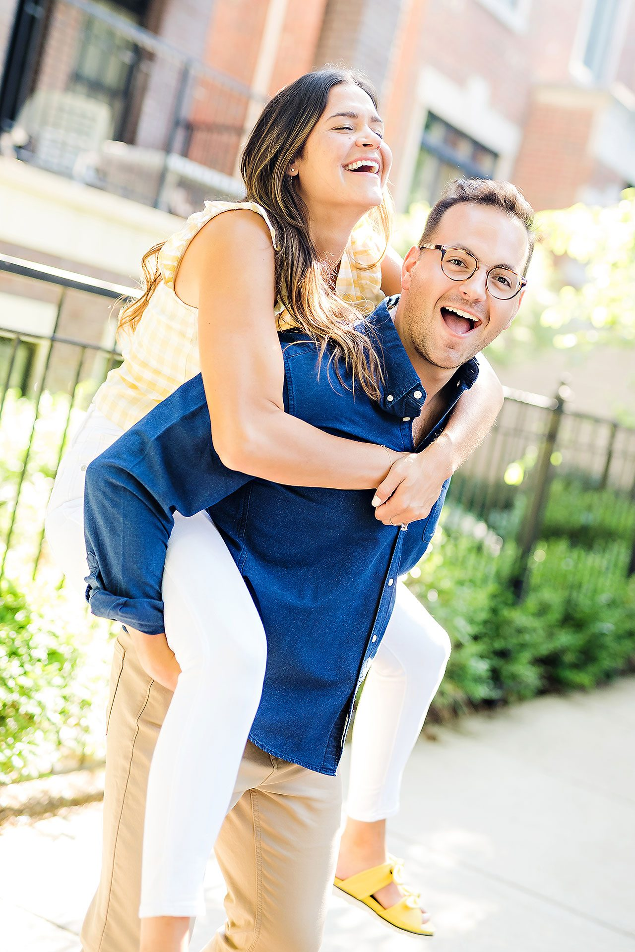 Kaitlin Collin Chicago Engagement Session 152