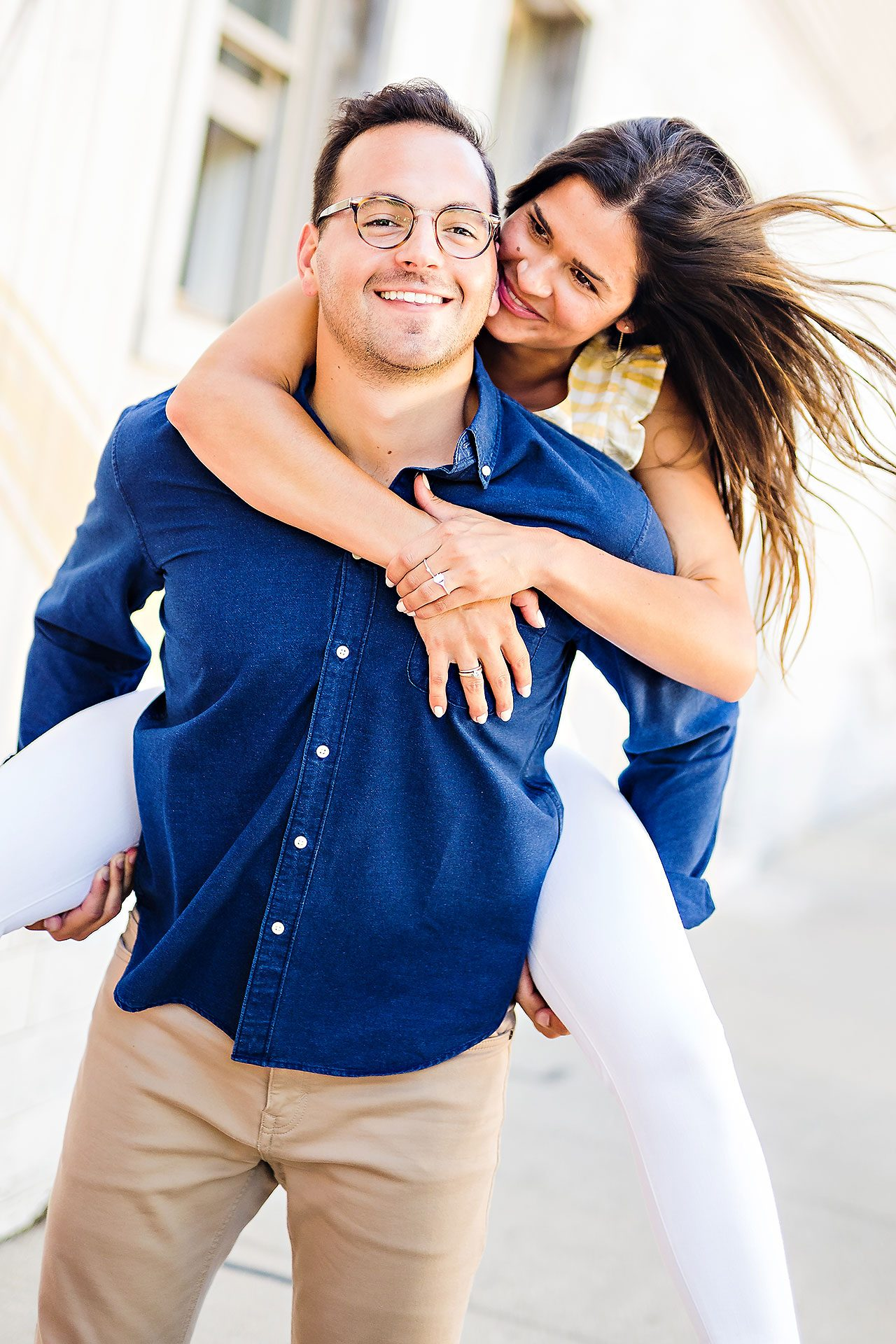 Kaitlin Collin Chicago Engagement Session 160