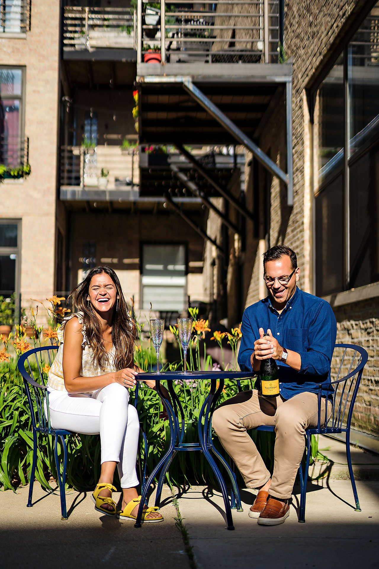 Kaitlin Collin Chicago Engagement Session 180