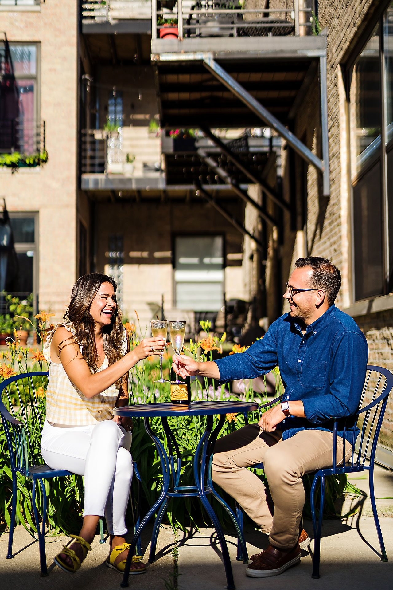 Kaitlin Collin Chicago Engagement Session 182