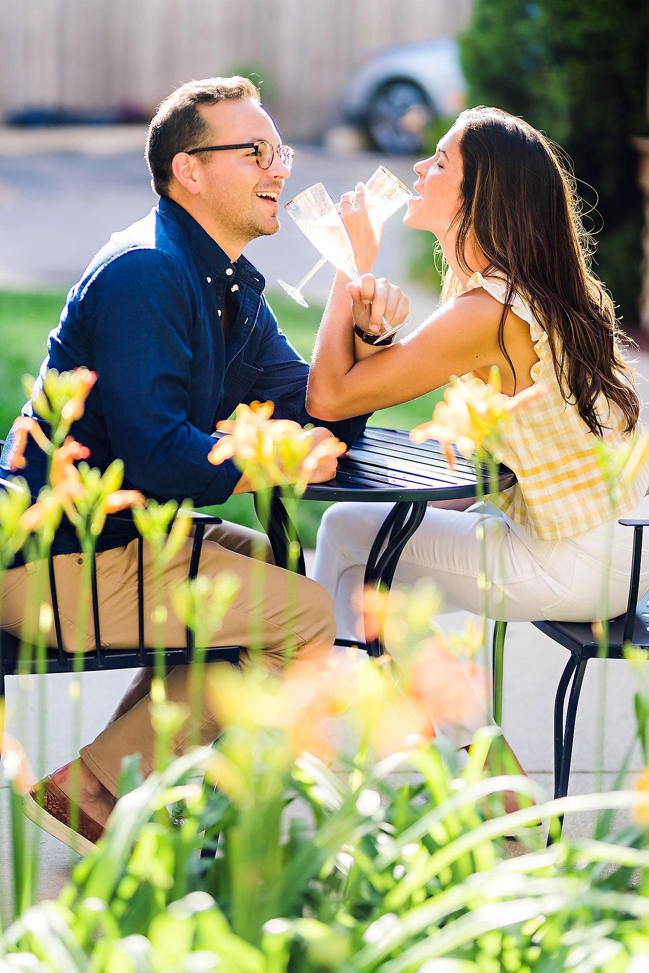 Kaitlin Collin Chicago Engagement Session 189