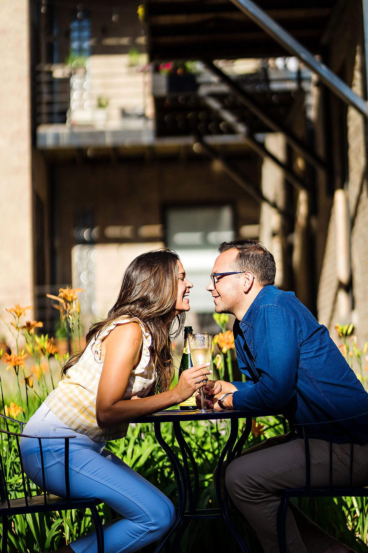 Kaitlin Collin Chicago Engagement Session 190