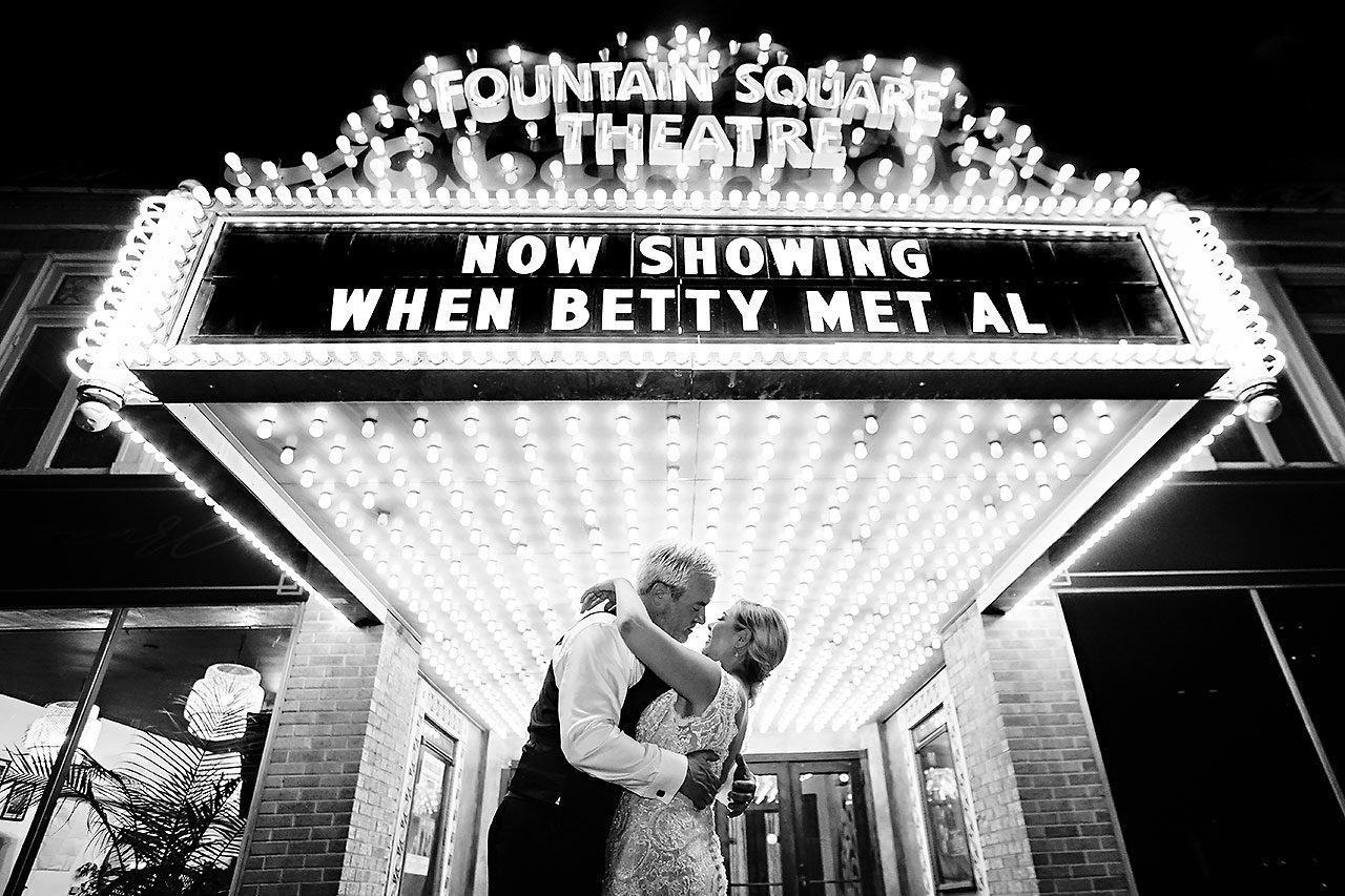 Kara Sean Fountain Square Theater Indianapolis Wedding 333