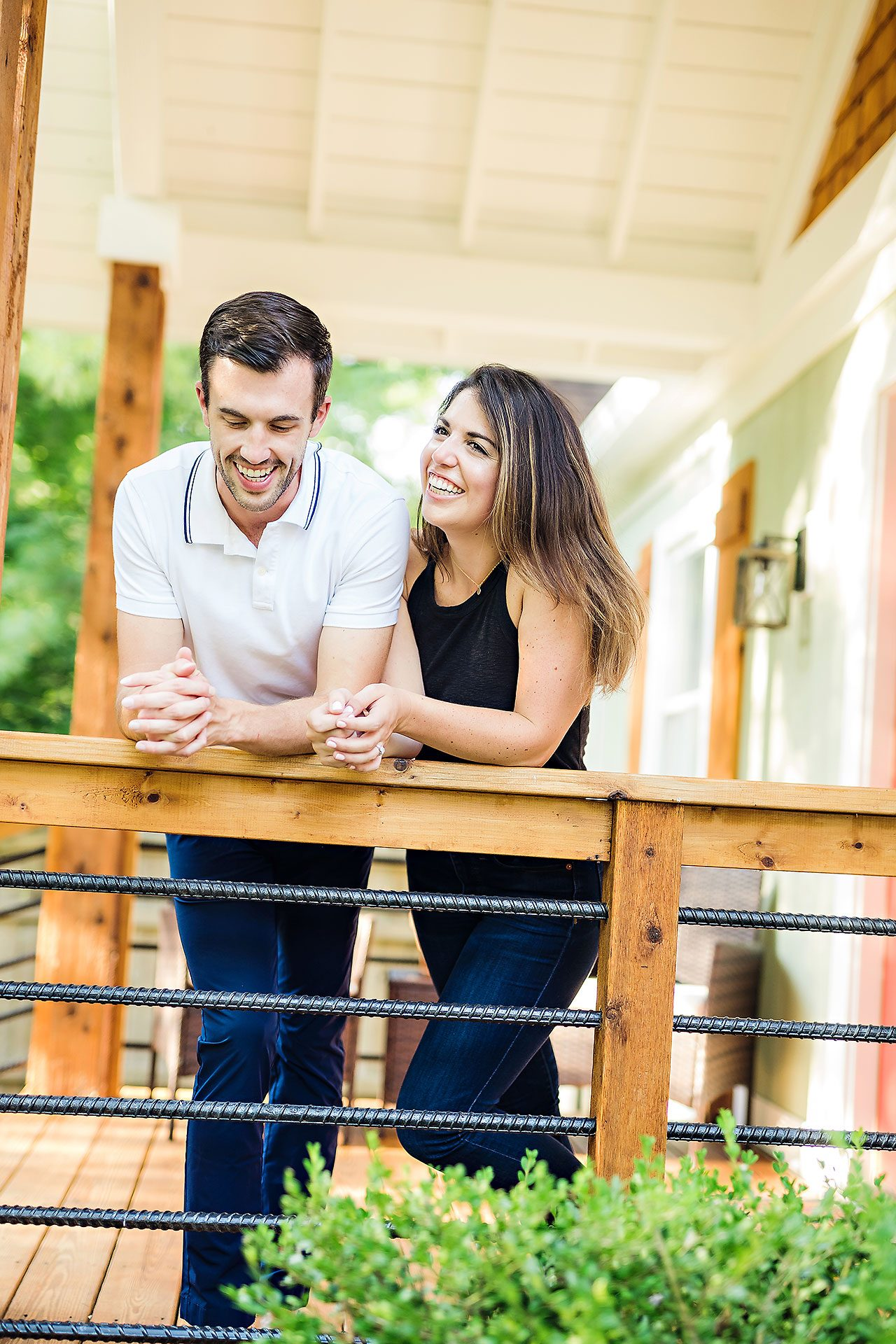 Kate Sawyer Holcomb Gardens Engagement Session 004