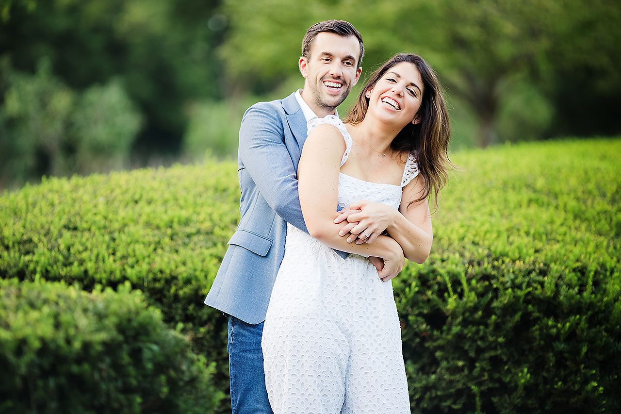 Kate Sawyer Holcomb Gardens Engagement Session 112