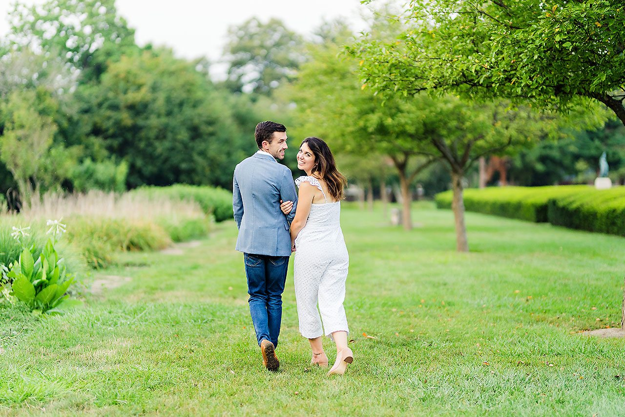 Kate Sawyer Holcomb Gardens Engagement Session 126