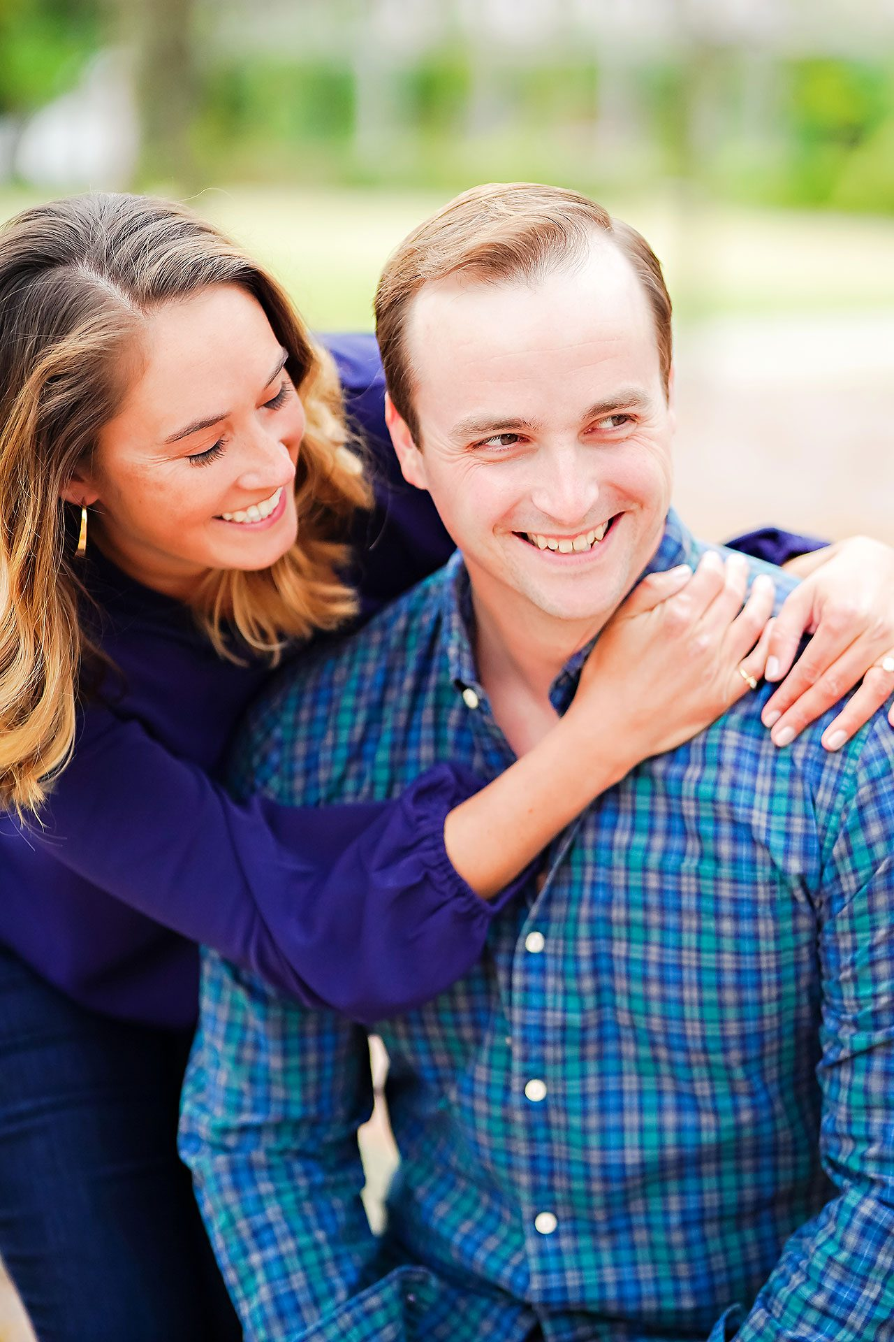 Maddie Zach Broad Ripple Engagement Session 008