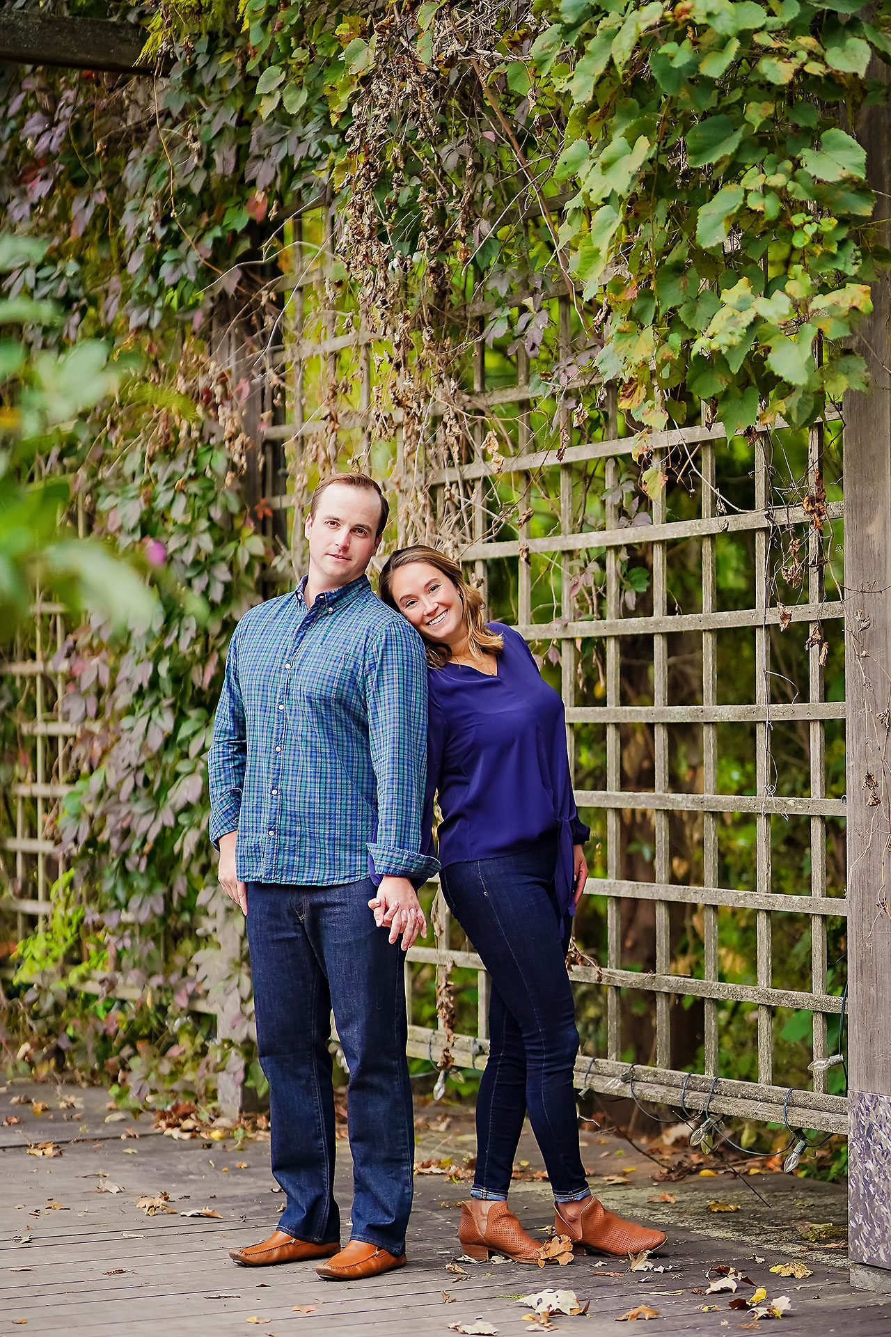 Maddie Zach Broad Ripple Engagement Session 009