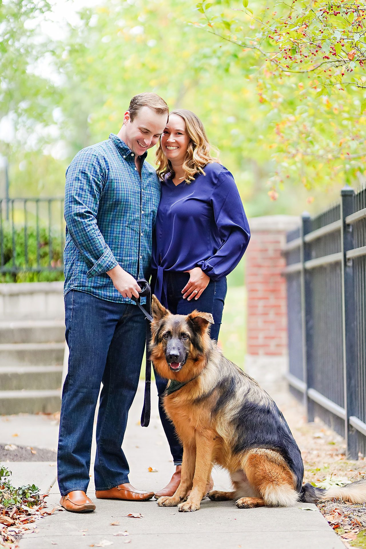 Maddie Zach Broad Ripple Engagement Session 015
