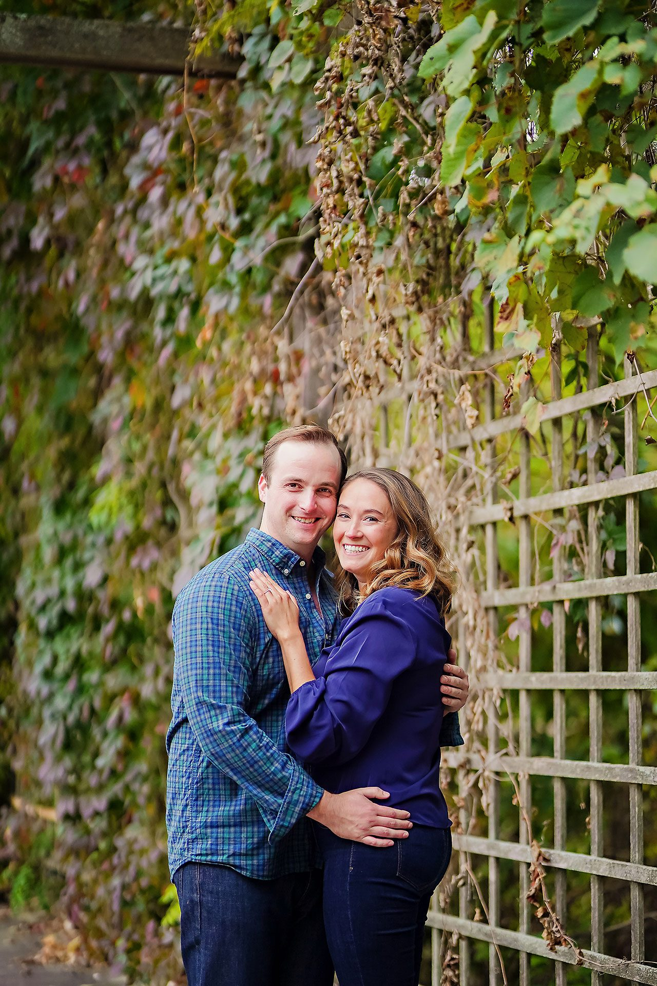 Maddie Zach Broad Ripple Engagement Session 019