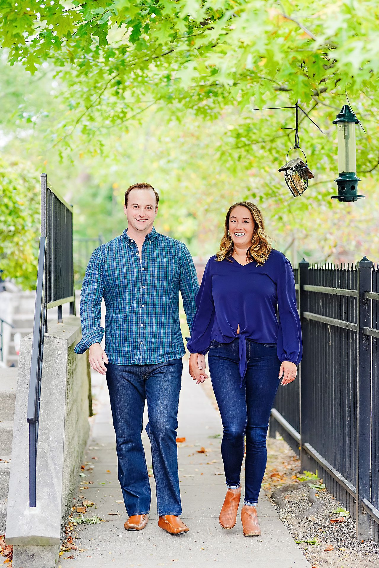 Maddie Zach Broad Ripple Engagement Session 030