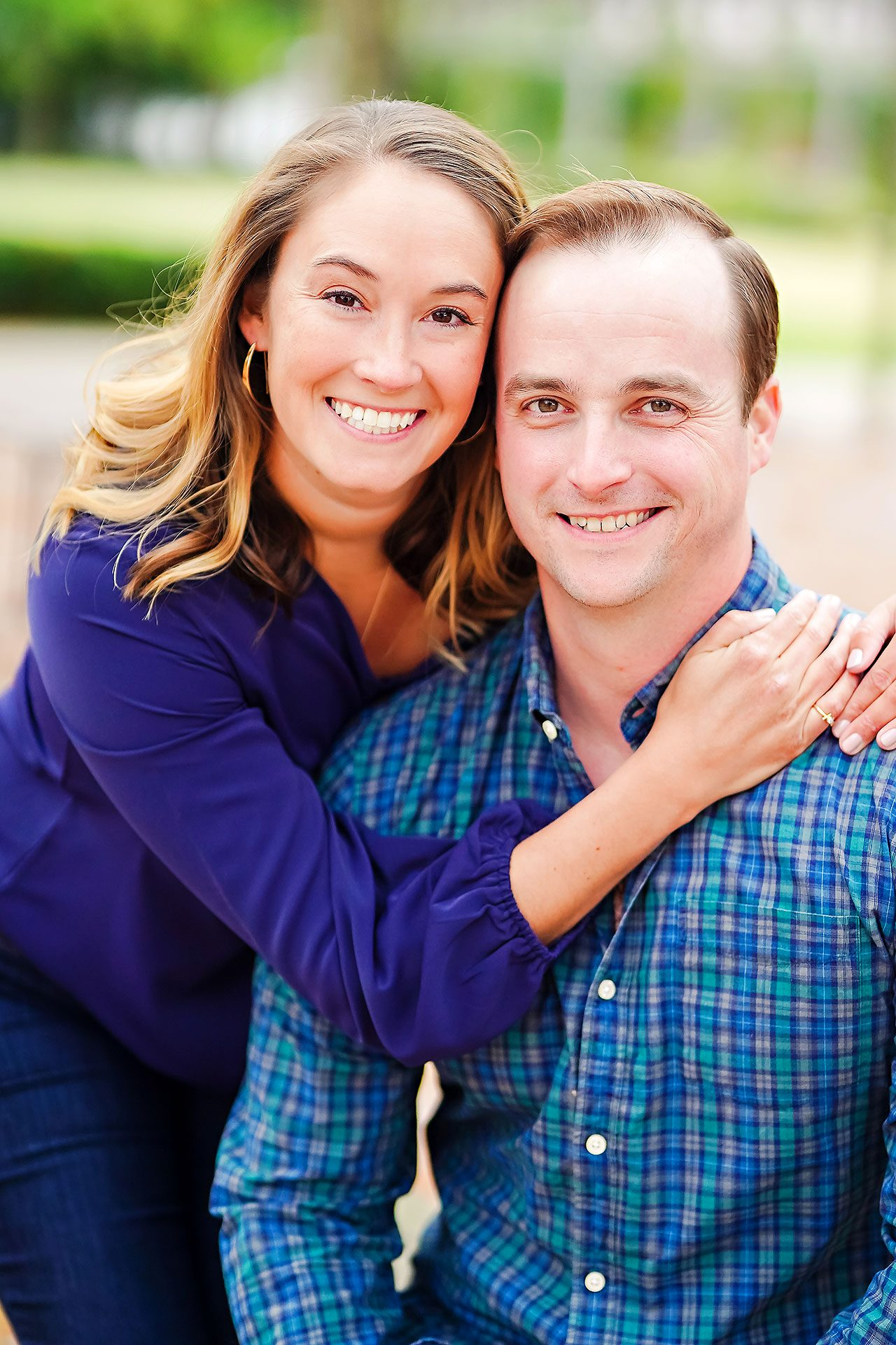 Maddie Zach Broad Ripple Engagement Session 034