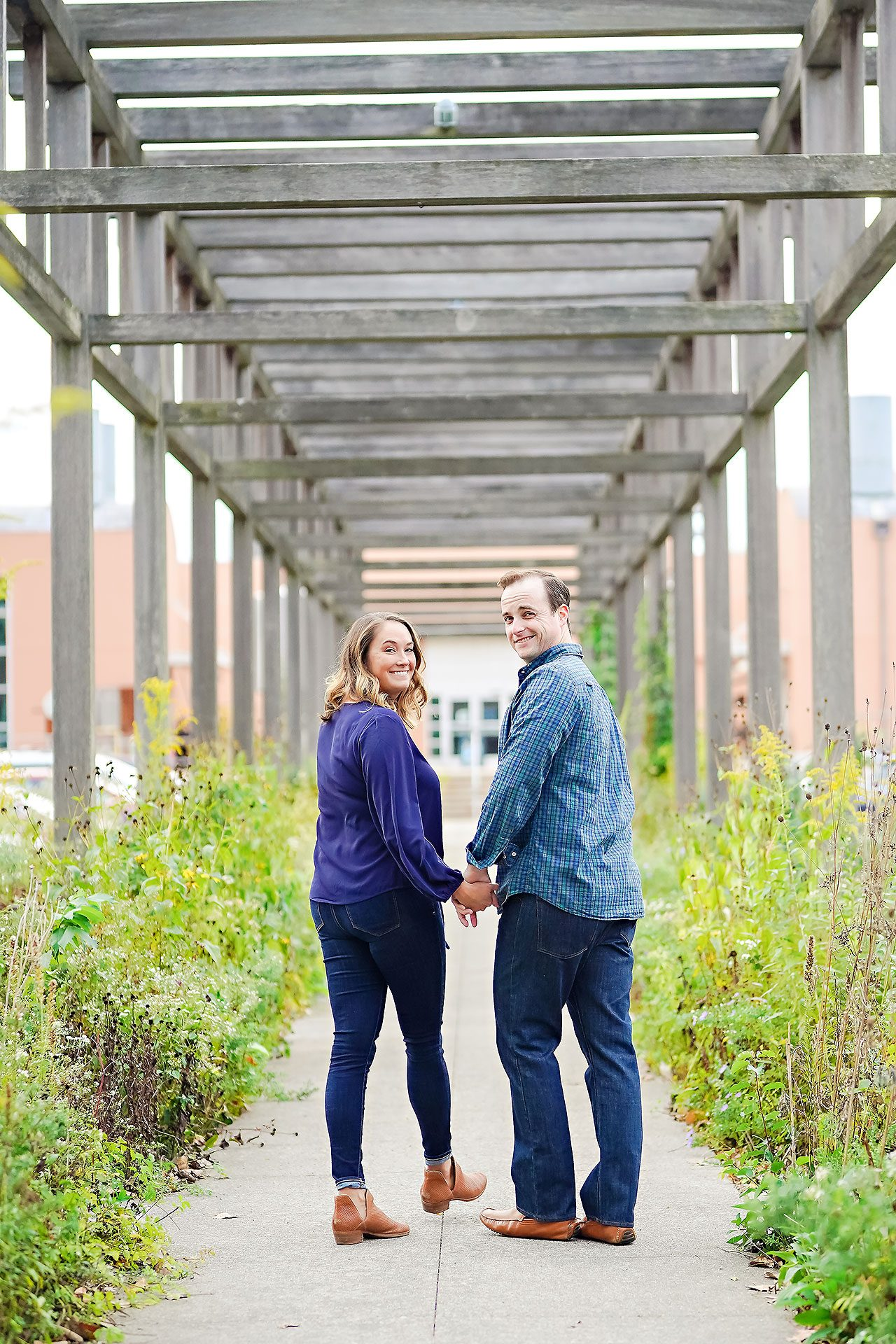 Maddie Zach Broad Ripple Engagement Session 035