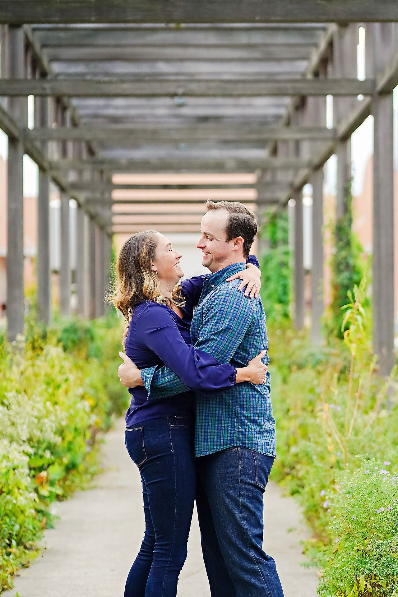 Maddie Zach Broad Ripple Engagement Session 044