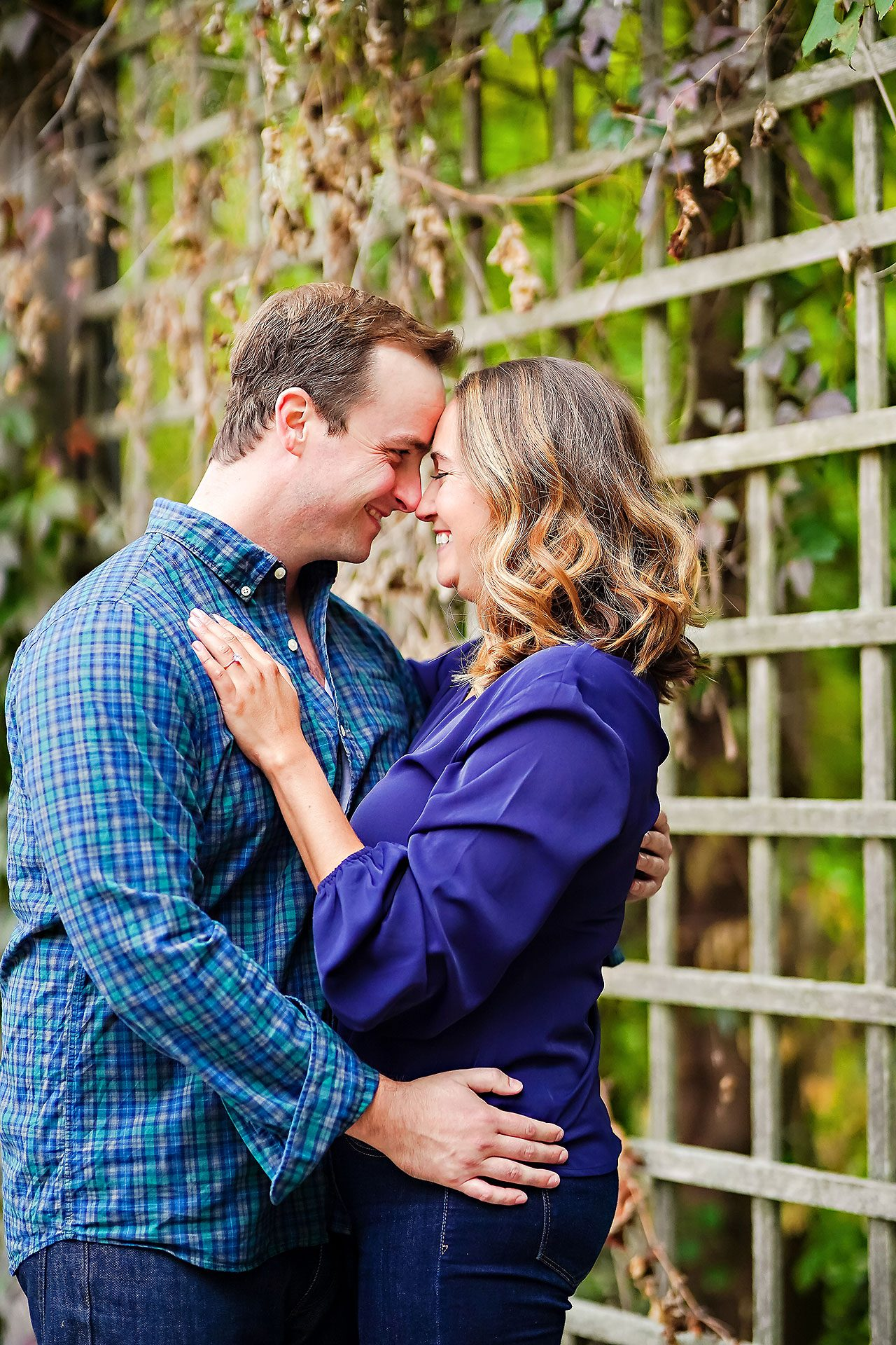 Maddie Zach Broad Ripple Engagement Session 049