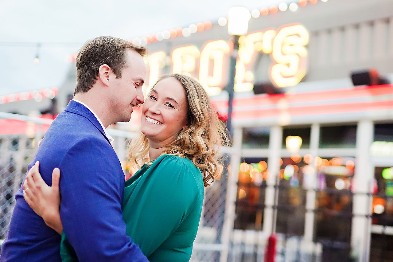 Maddie Zach Broad Ripple Engagement Session 072