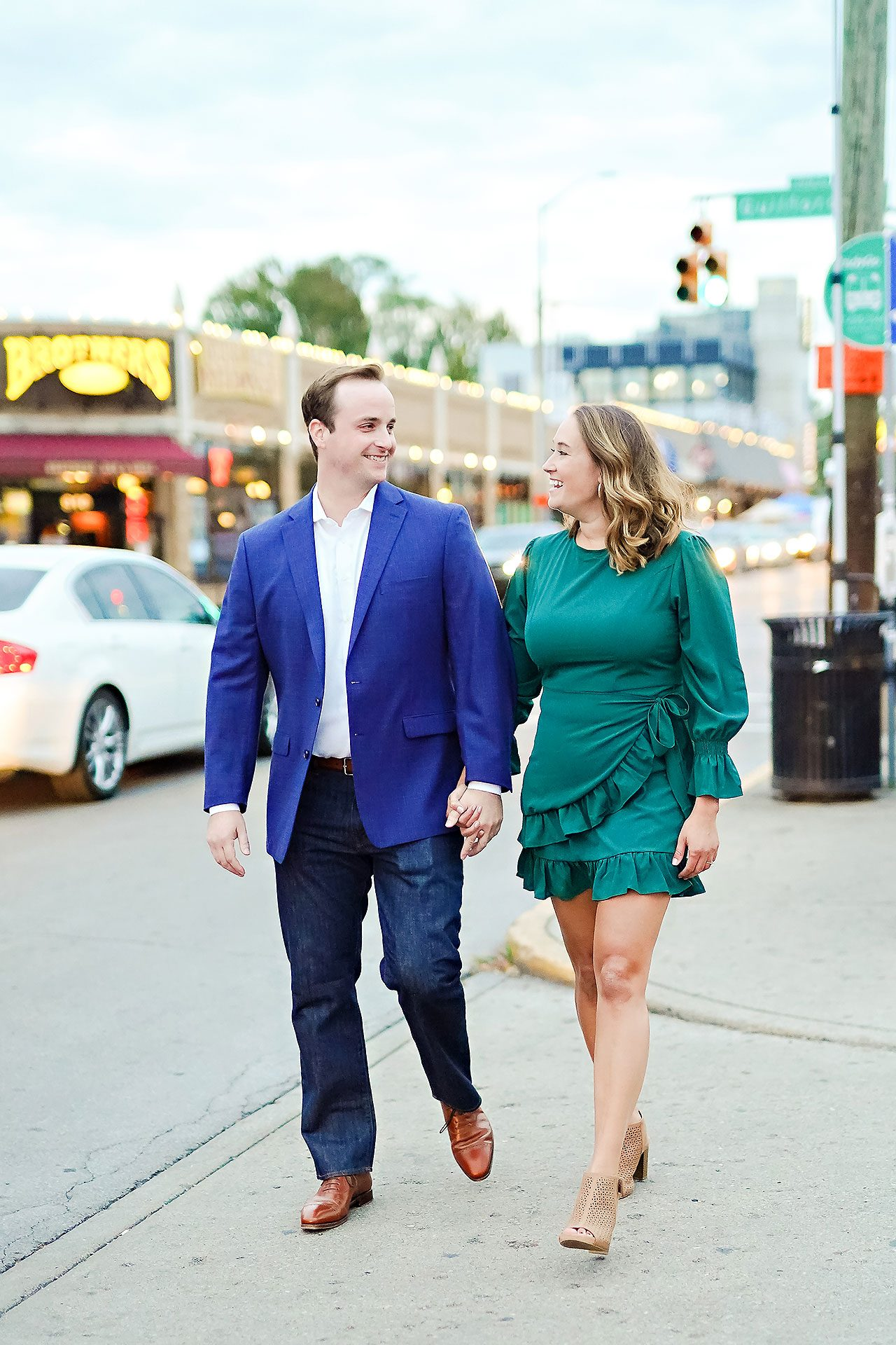 Maddie Zach Broad Ripple Engagement Session 081