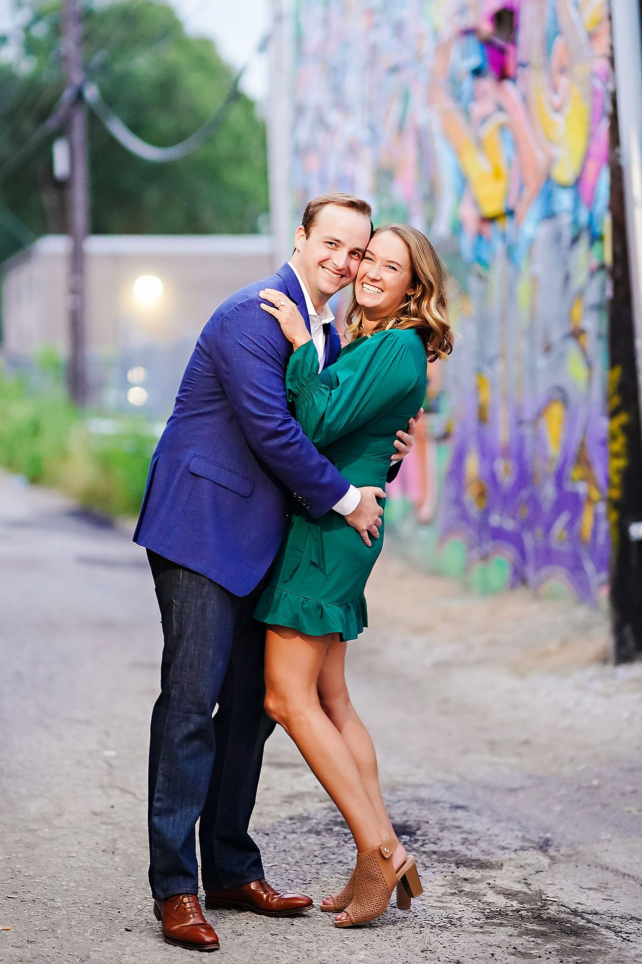 Maddie Zach Broad Ripple Engagement Session 082