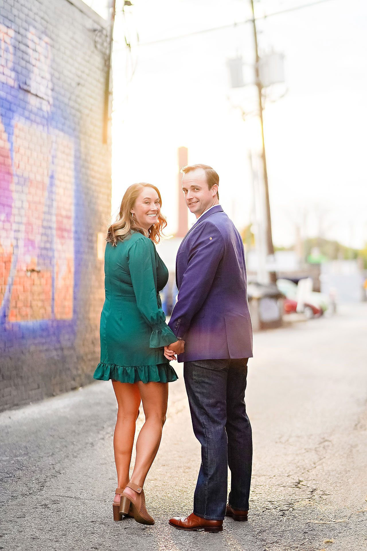 Maddie Zach Broad Ripple Engagement Session 087