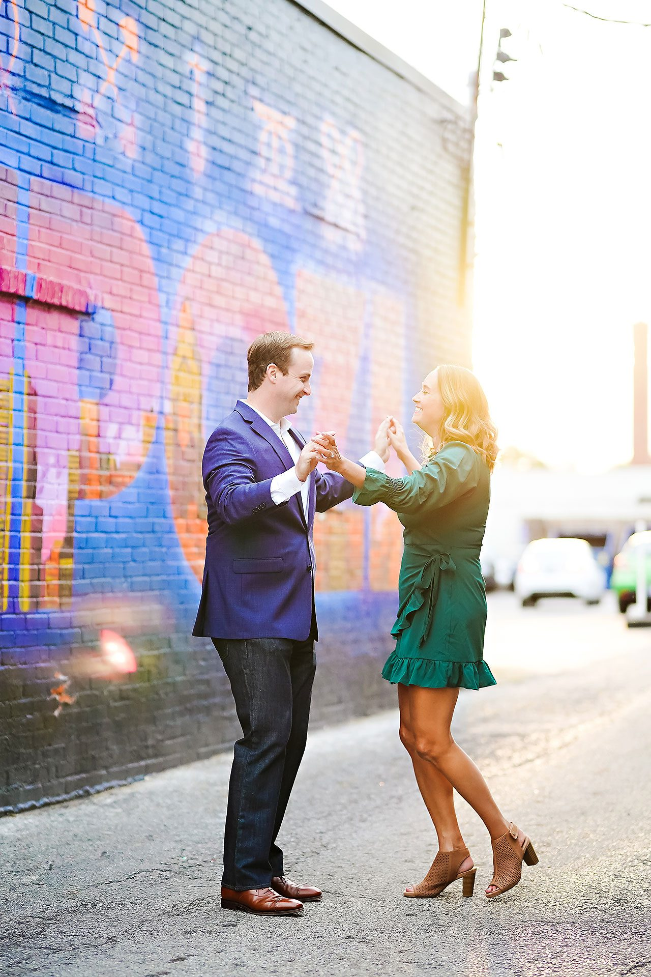 Maddie Zach Broad Ripple Engagement Session 094