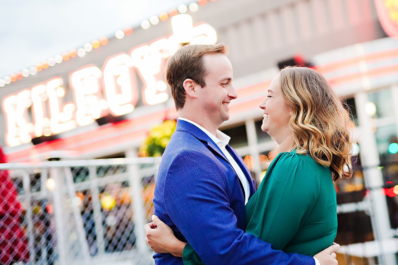 Maddie Zach Broad Ripple Engagement Session 096