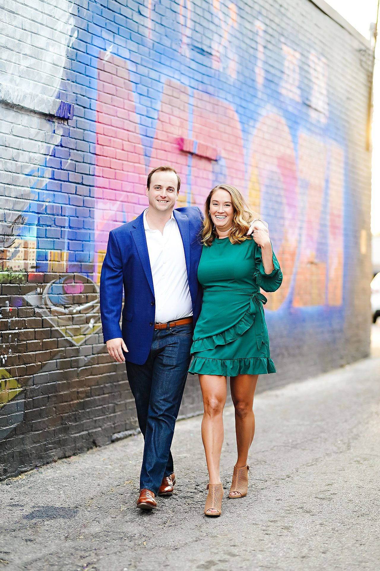 Maddie Zach Broad Ripple Engagement Session 099