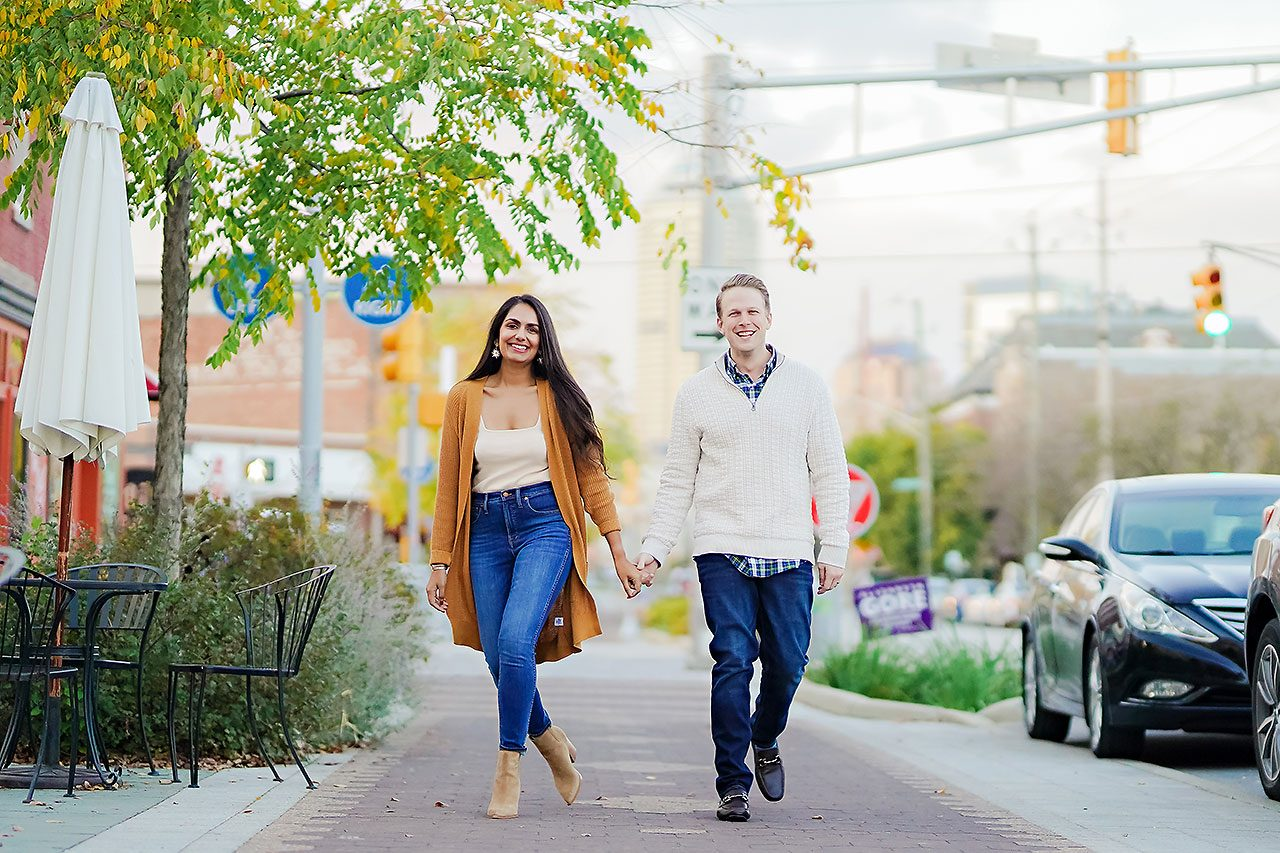 Nadia Parker Downtown Indy Engagement Session175