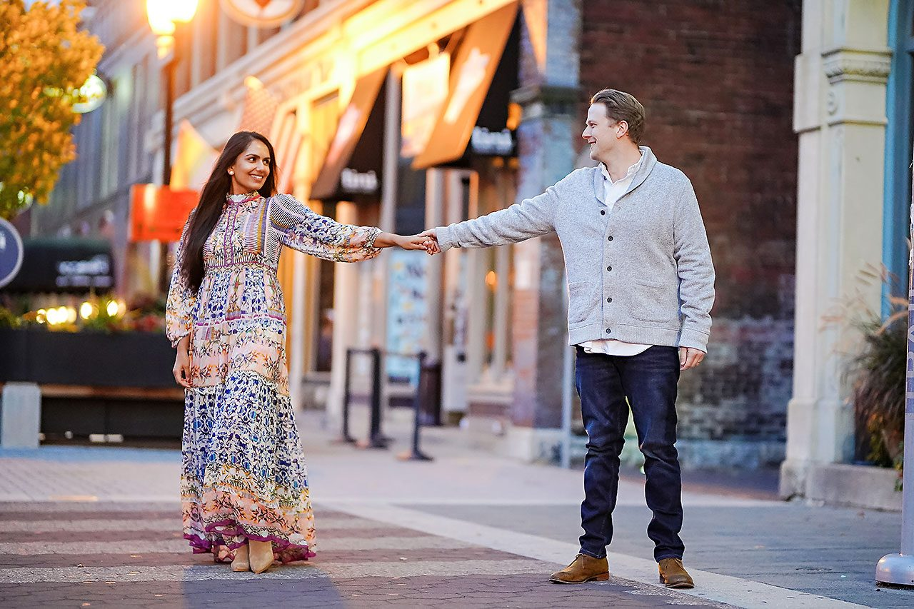 Nadia Parker Downtown Indy Engagement Session216