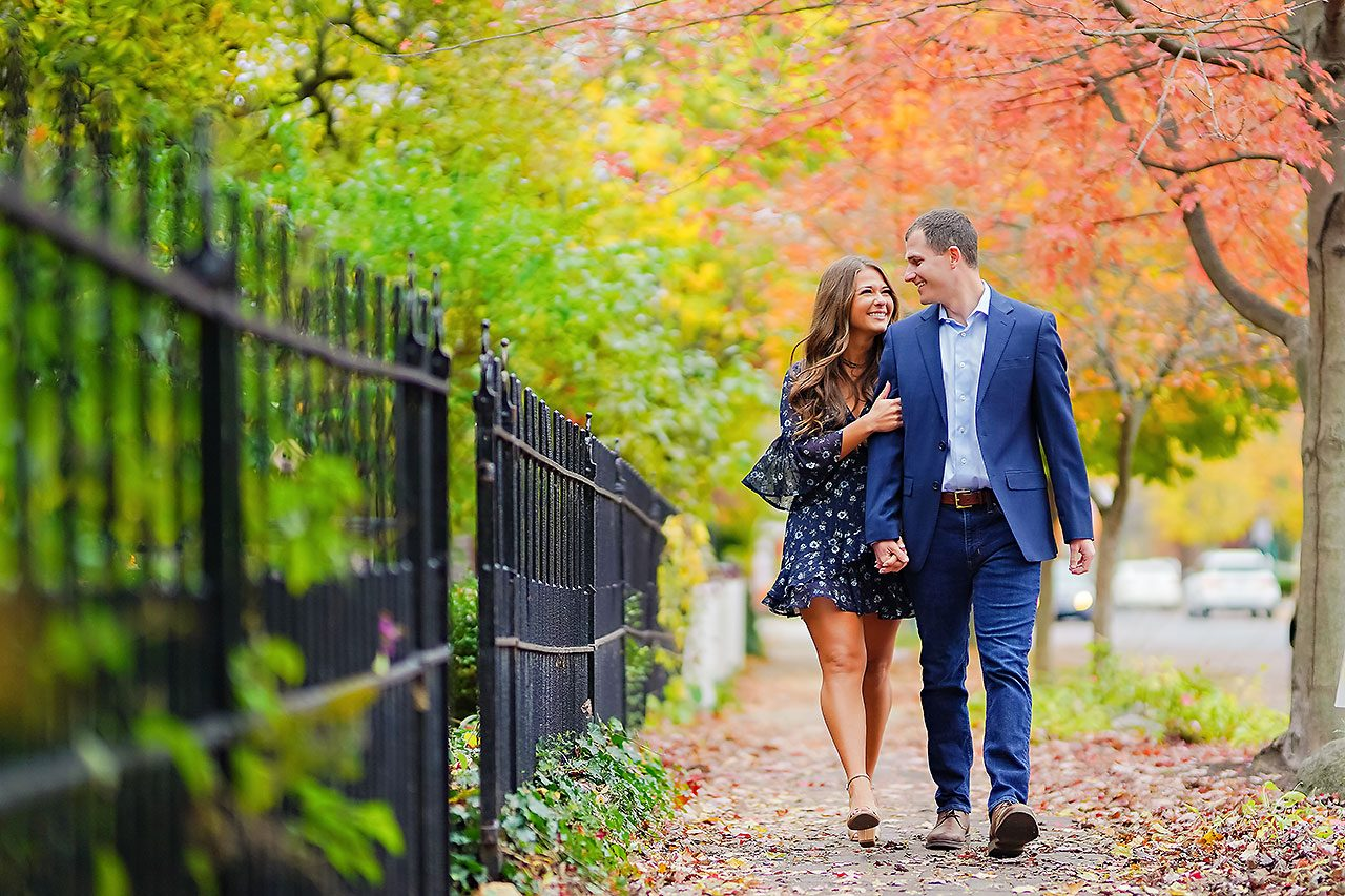 Sarah Andrew Holcomb Gardens Zionsville Engagement Session 077