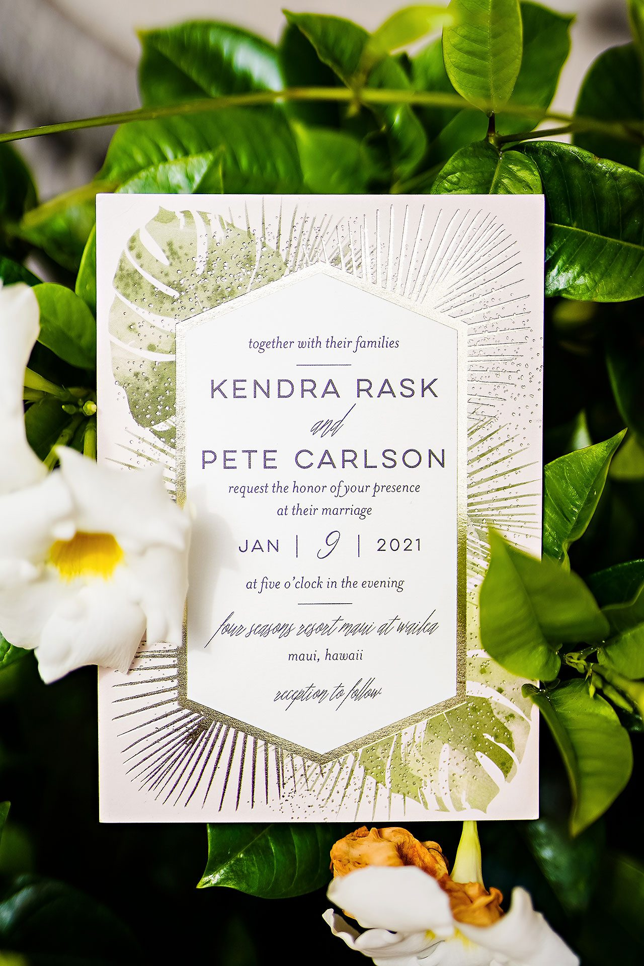 Kendra Pete Four Seasons Maui Wedding 001