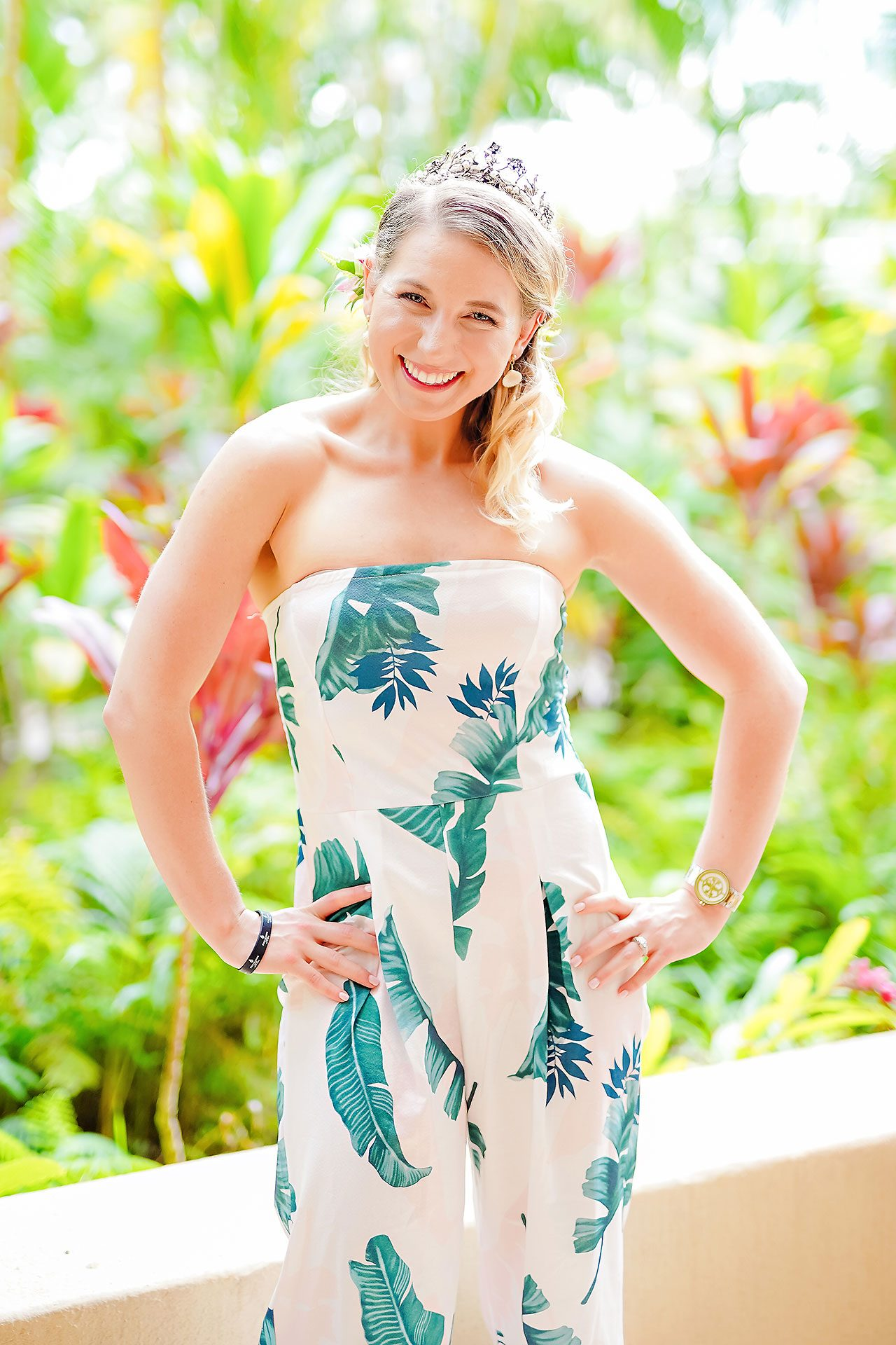 Kendra Pete Four Seasons Maui Wedding 012