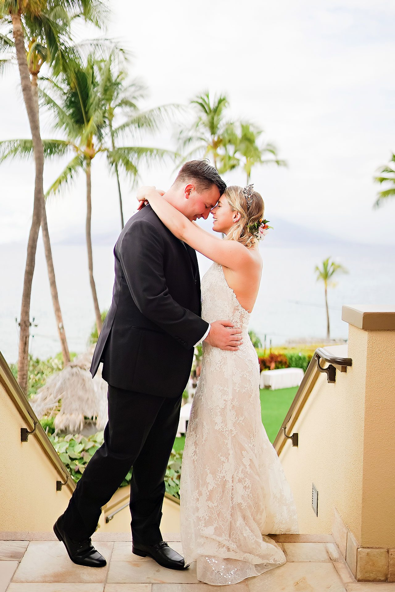 Kendra Pete Four Seasons Maui Wedding 053