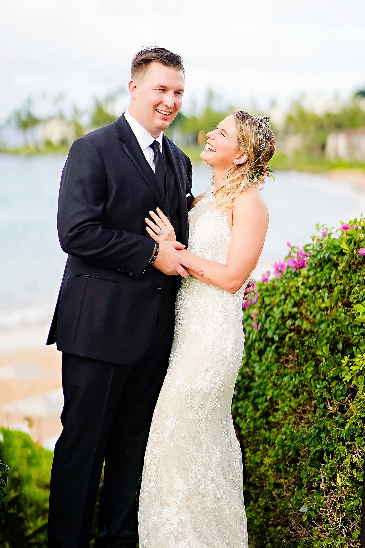 Kendra Pete Four Seasons Maui Wedding 055