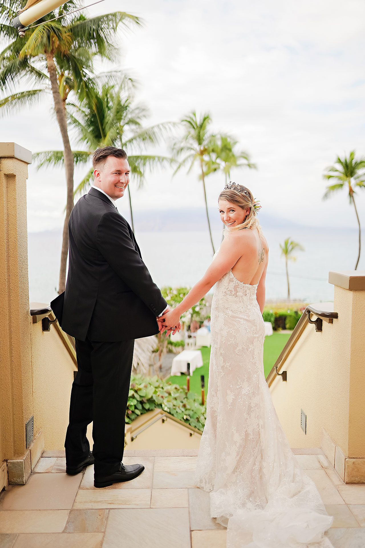Kendra Pete Four Seasons Maui Wedding 056