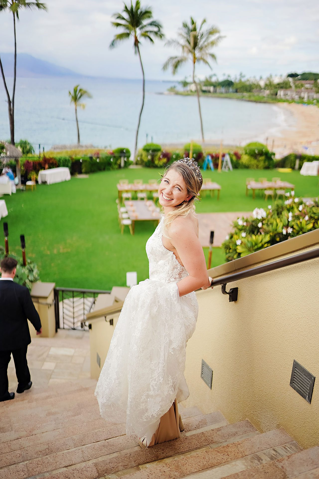 Kendra Pete Four Seasons Maui Wedding 057