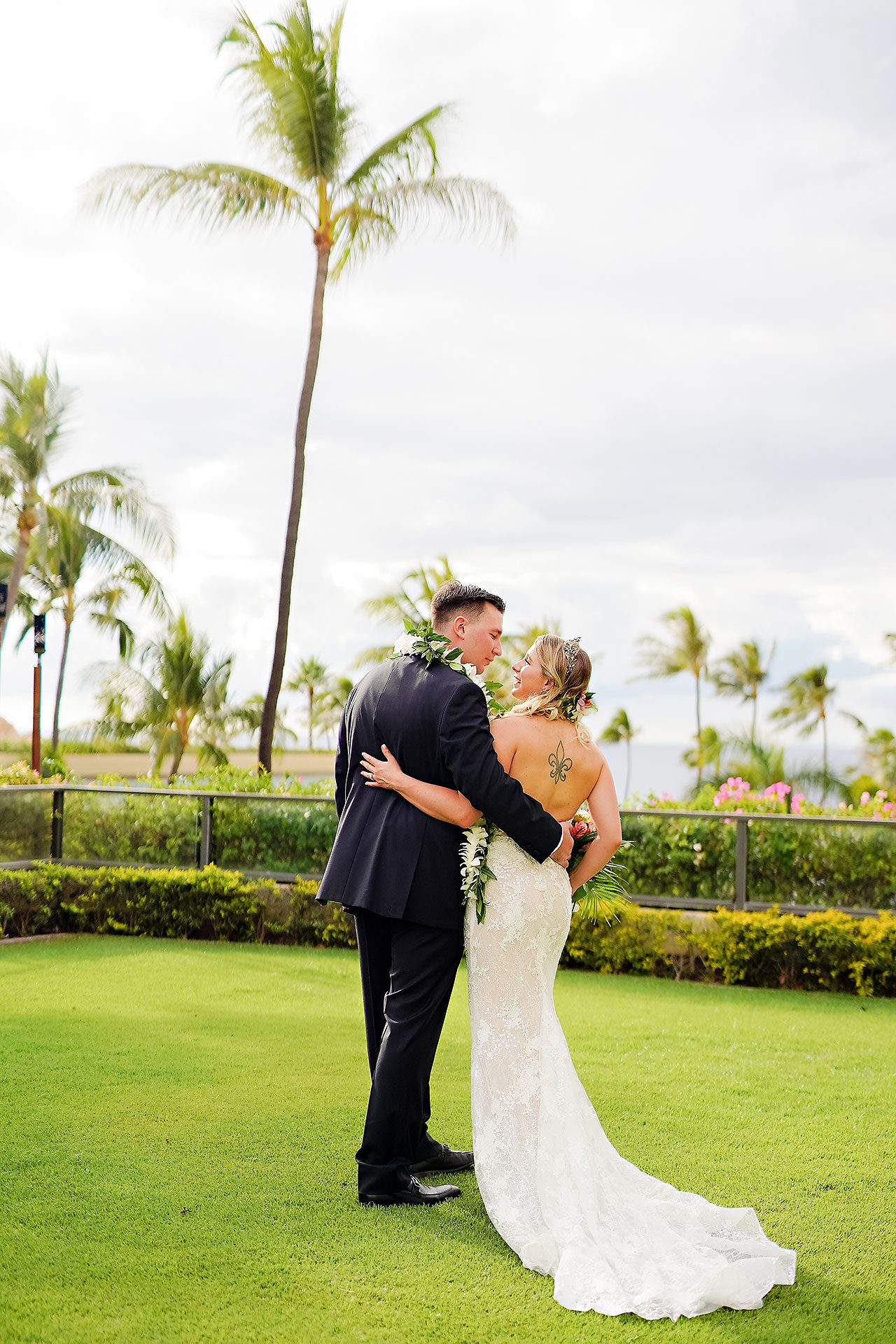 Kendra Pete Four Seasons Maui Wedding 073