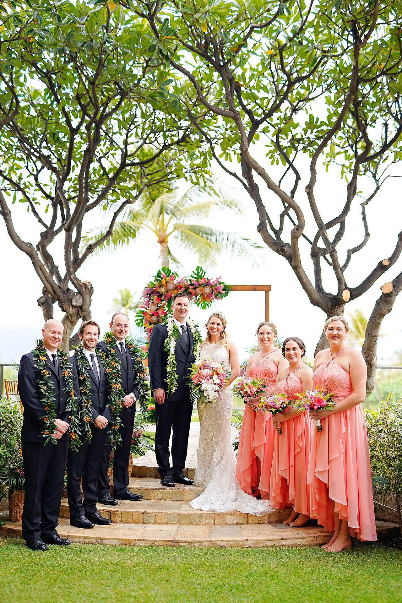 Kendra Pete Four Seasons Maui Wedding 080