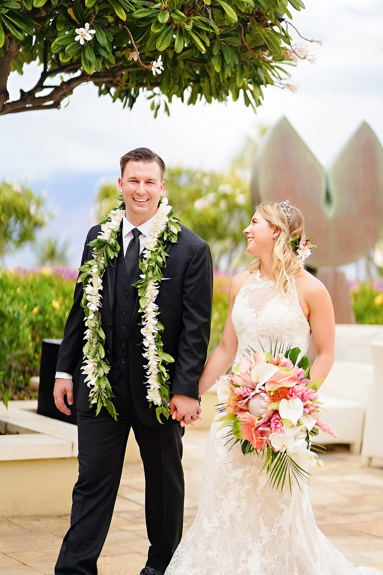 Kendra Pete Four Seasons Maui Wedding 081