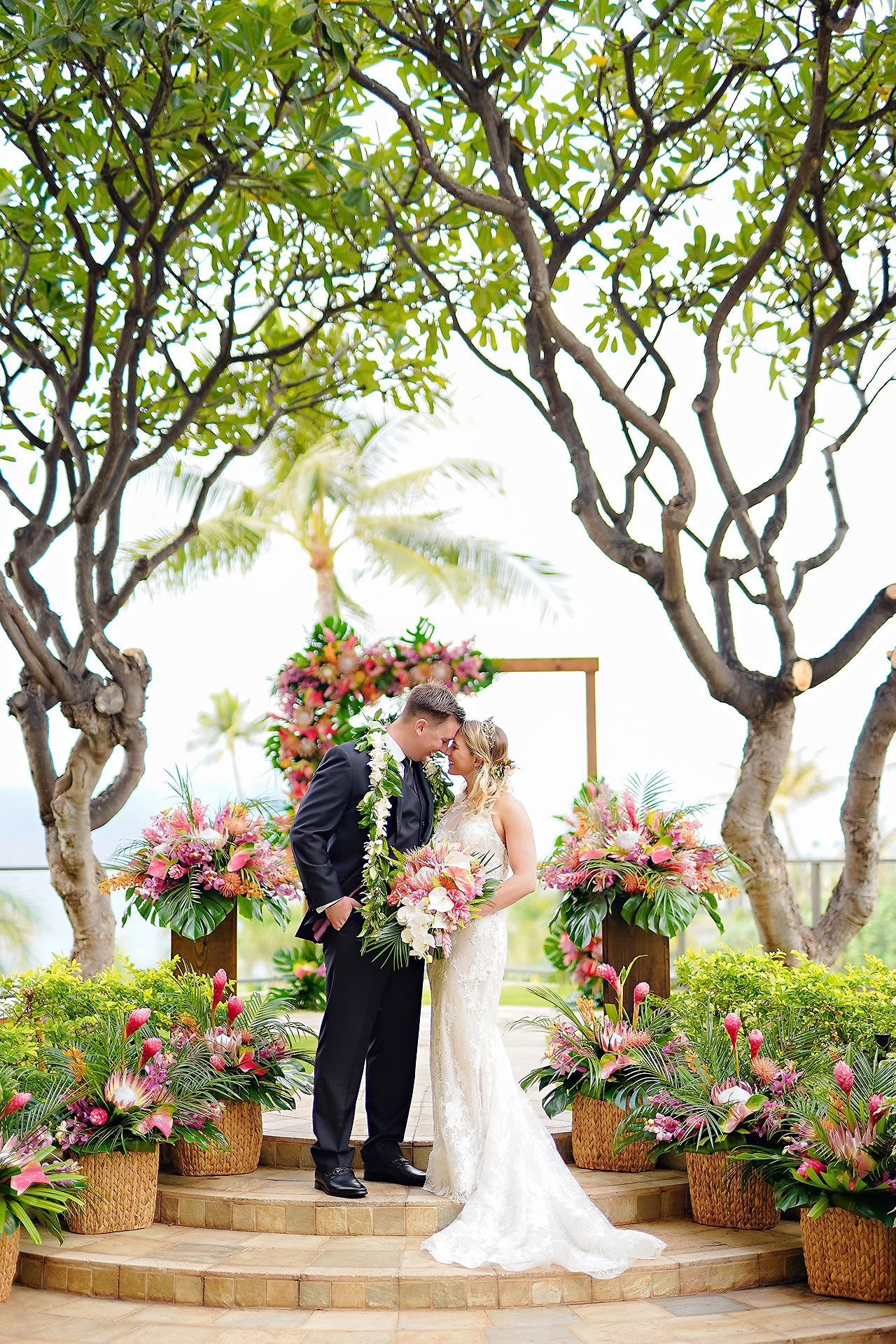 Kendra Pete Four Seasons Maui Wedding 086