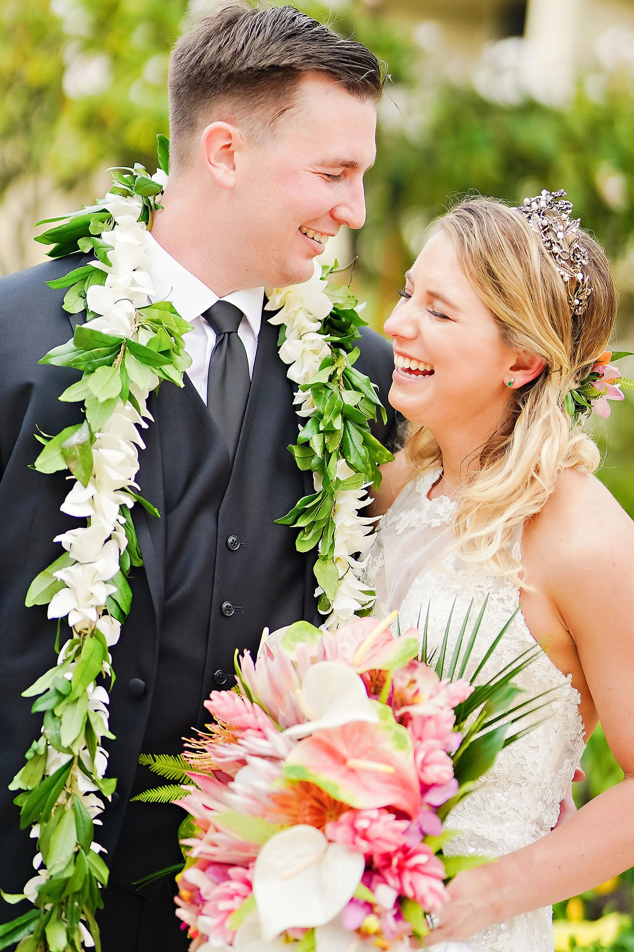 Kendra Pete Four Seasons Maui Wedding 087