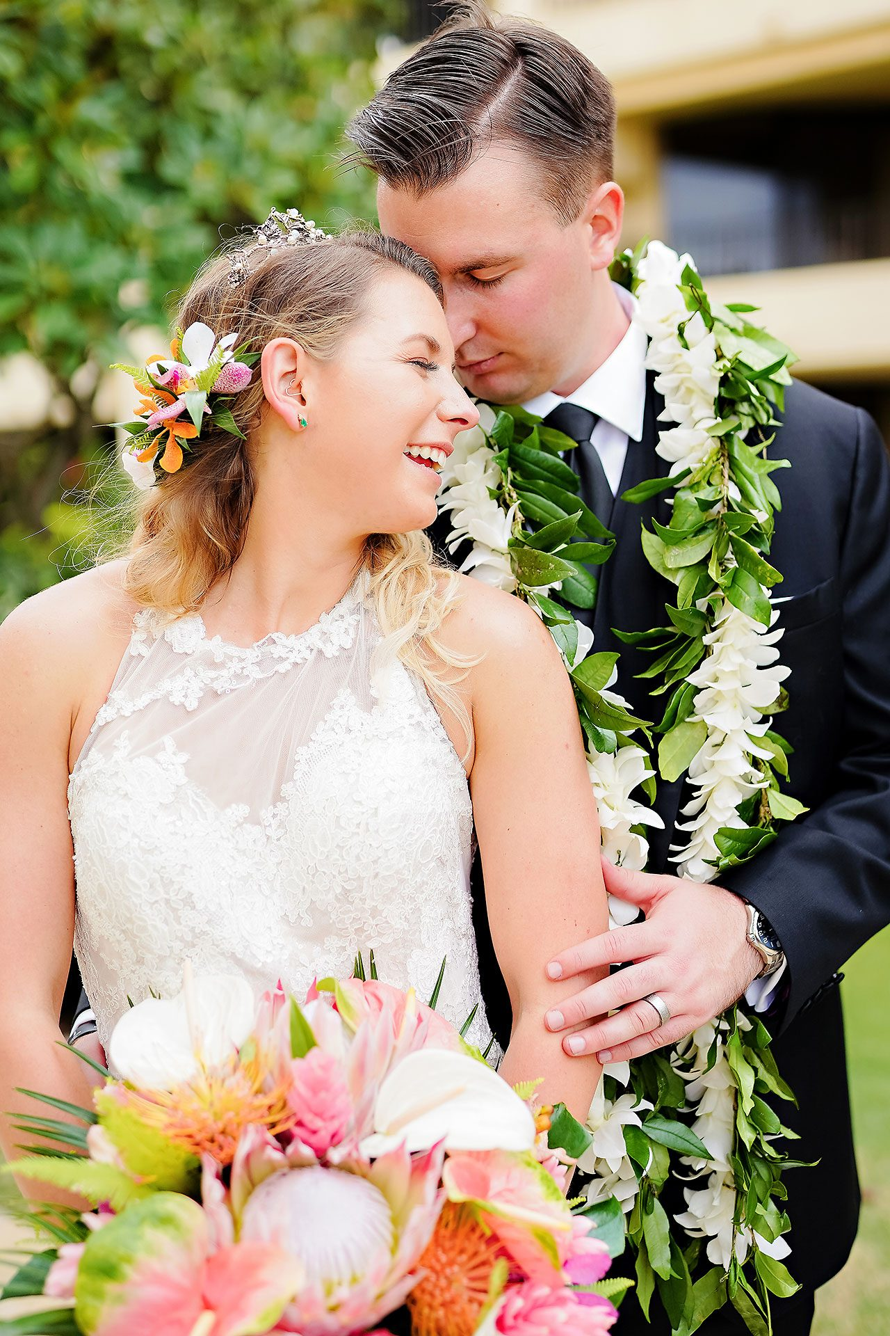 Kendra Pete Four Seasons Maui Wedding 094