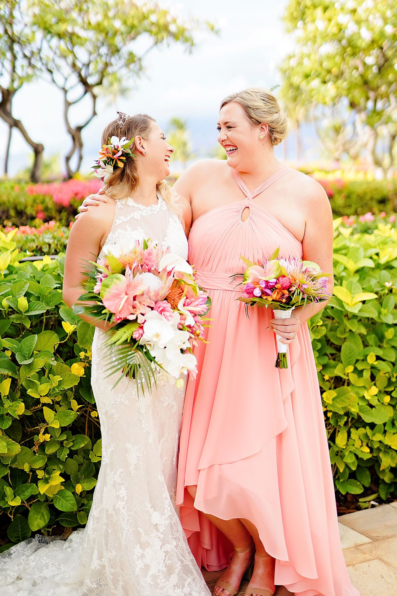 Kendra Pete Four Seasons Maui Wedding 097