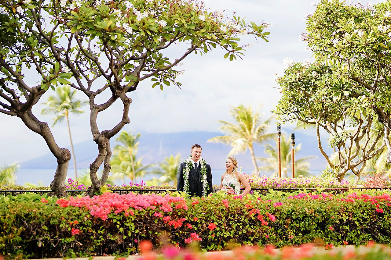 Kendra Pete Four Seasons Maui Wedding 098