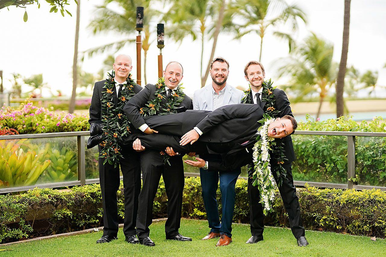 Kendra Pete Four Seasons Maui Wedding 105