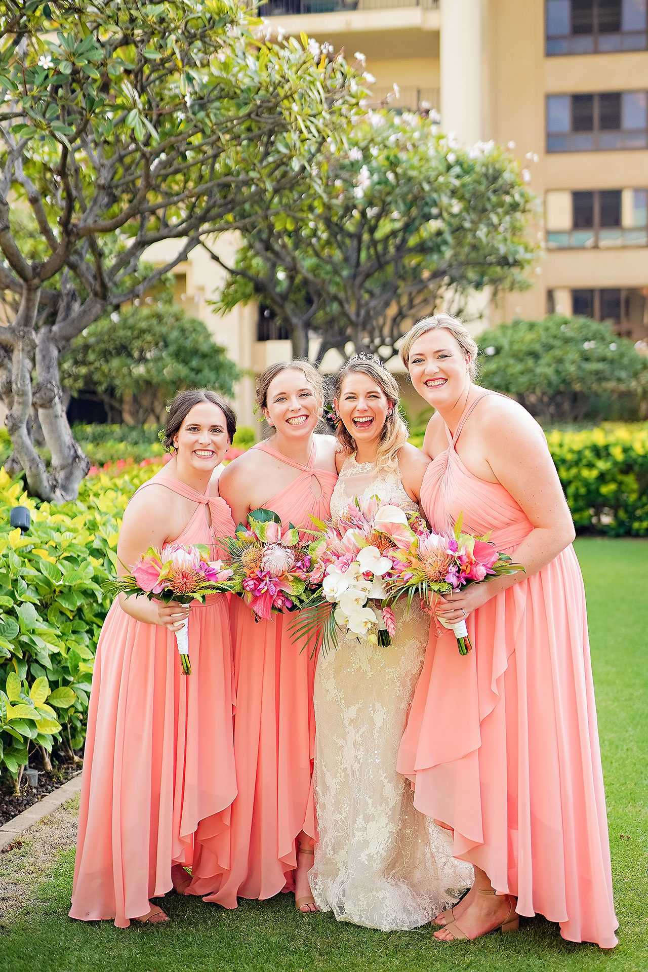 Kendra Pete Four Seasons Maui Wedding 107