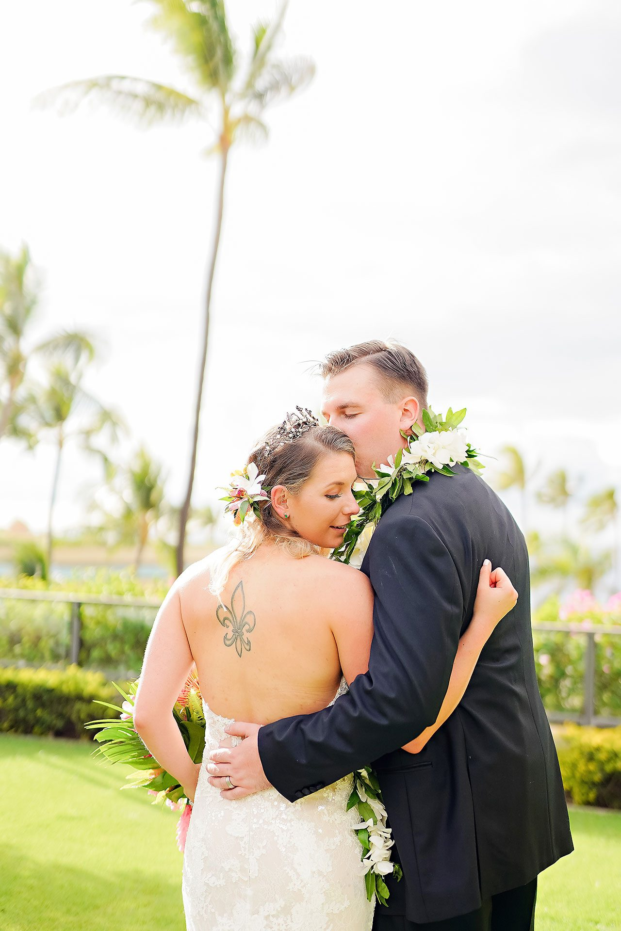 Kendra Pete Four Seasons Maui Wedding 112