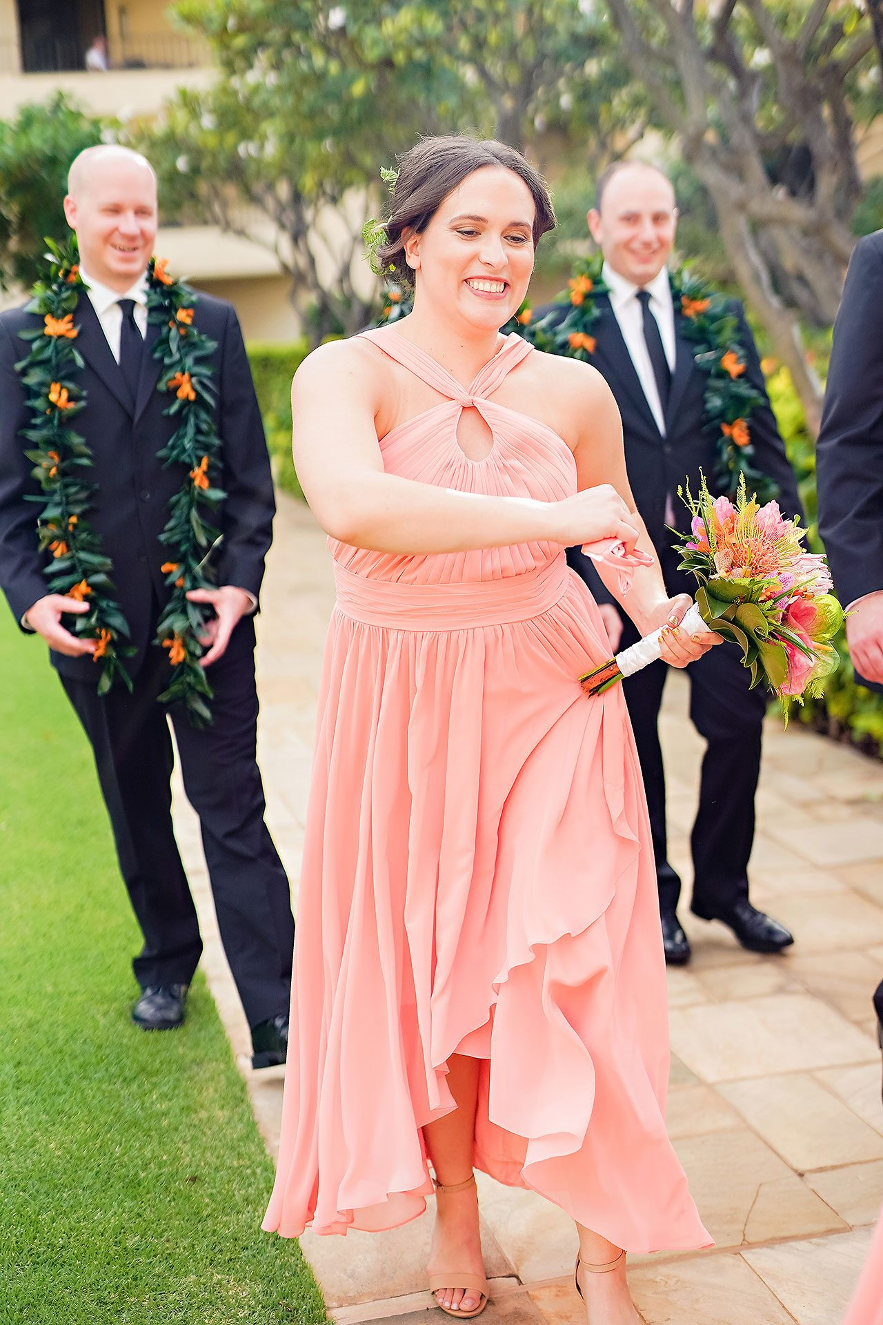 Kendra Pete Four Seasons Maui Wedding 115