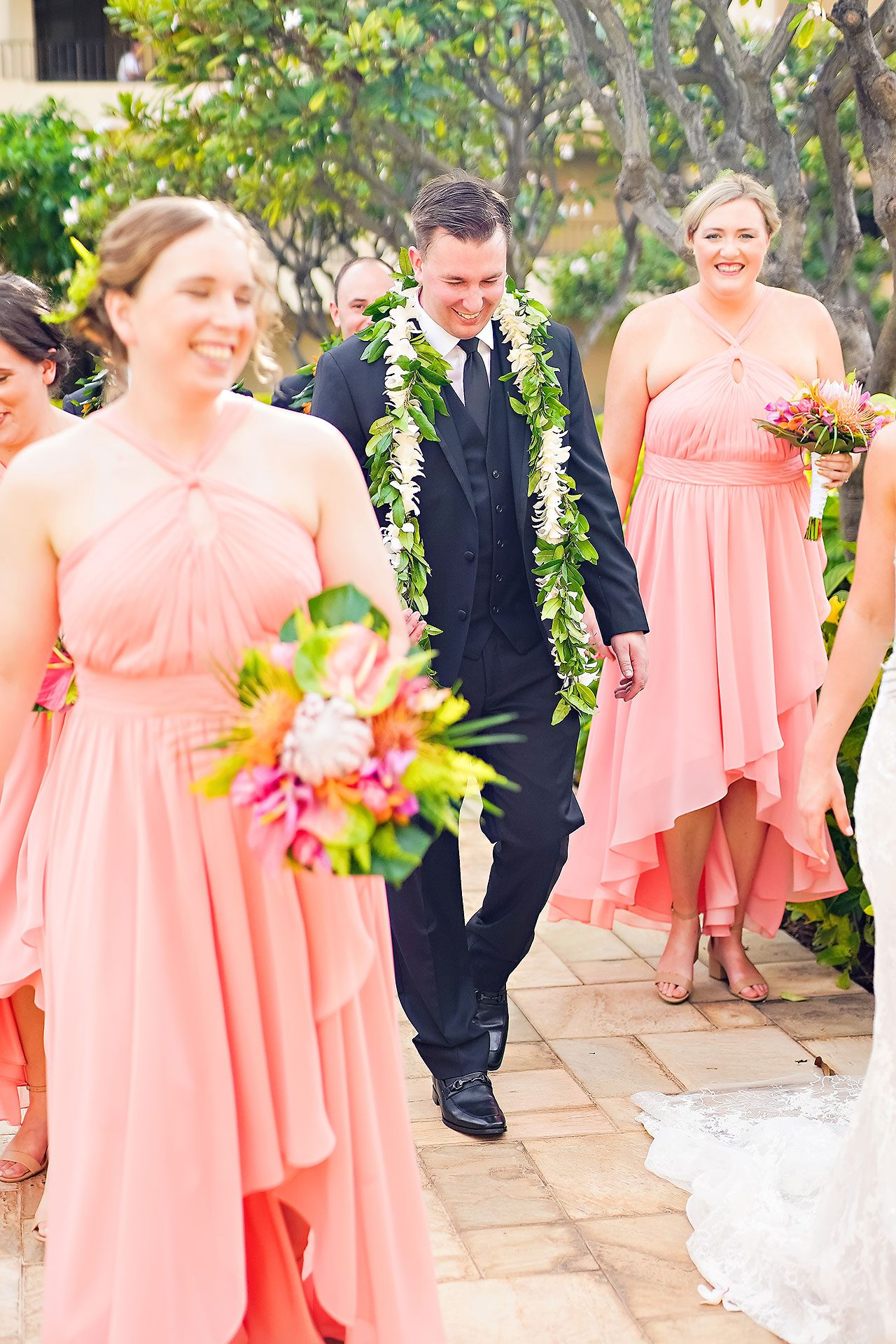 Kendra Pete Four Seasons Maui Wedding 118