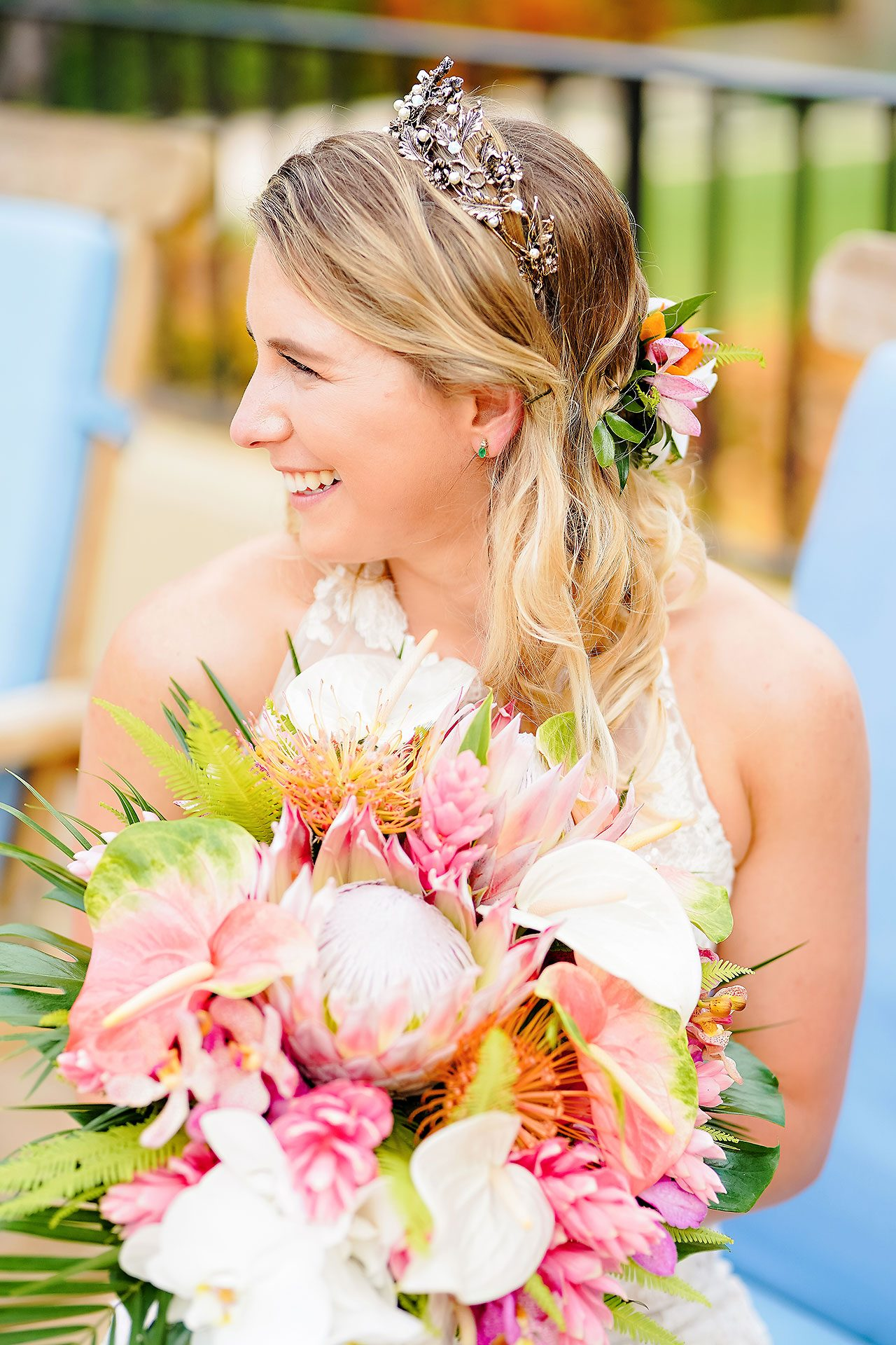 Kendra Pete Four Seasons Maui Wedding 119