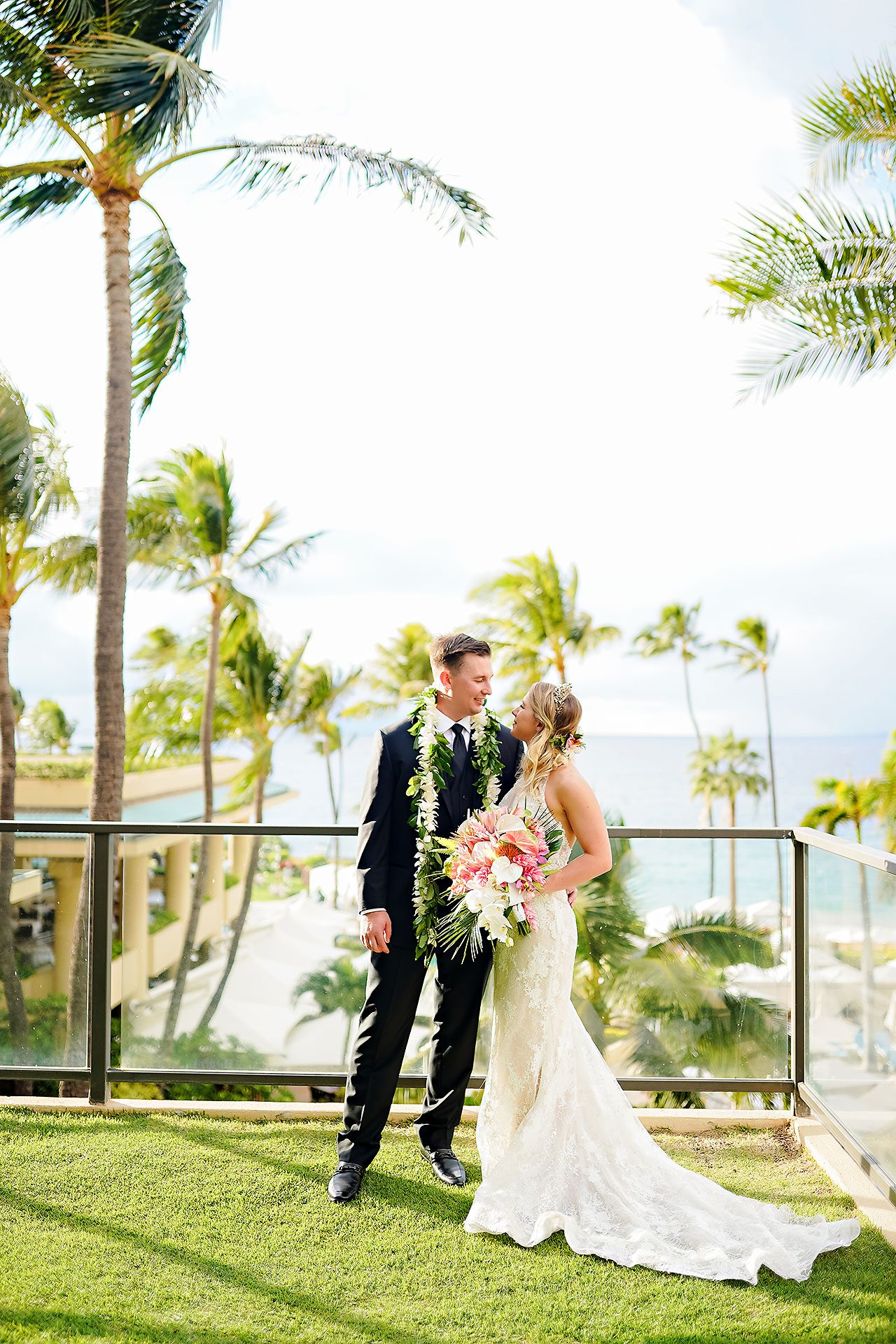 Kendra Pete Four Seasons Maui Wedding 120